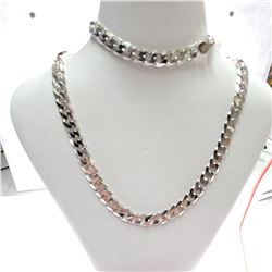 SILVER NECKLACE 30G