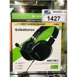 STEELSERIES ALL PLATFORM WIRED GAMING HEADSET ARCTIS 1