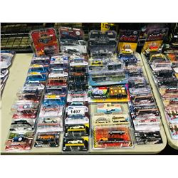 ASSORTED NEW IN PACKAGING TOY CARS (GREENLIGHT, M2)