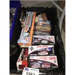 ASSORTED NEW IN PACKAGING TOY CARS (GREENLIGHT) (BIN NOT INCLUDED)
