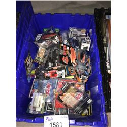 ASSORTED NEW IN PACKAGING TOY CARS (GREENLIGHT, M2) (BIN NOT INCLUDED)