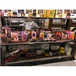 ASSORTED NEW IN PACKAGING TOYS/ COLLECTIBLES: CALL OF DUTY, ROCK CANDY, THE INCREDIBLES, & MORE