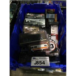 ASSORTED NEW IN PACKAGING TOY CARS & GAS STATIONS/MECHANICS (GREENLIGHT) (BIN NOT INCLUDED)