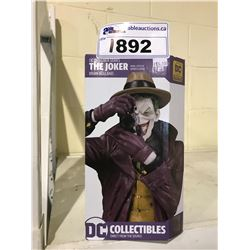 NEW IN BOX JOKER COLLECTIBLE FIGURE