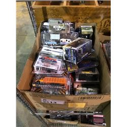 BOX OF GREENLIGHT, M2 & ASSORTED TOY CARS