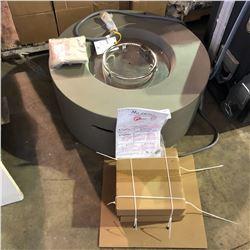 MODENO VENICE NATURAL GAS FIRE TABLE NEW OUT OF BOX MODEL OFG113NG/OFG132NG