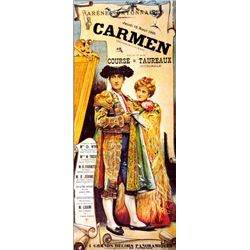 Unknown Artist - Carmen