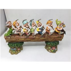 7 Dwarfs Figurine Set