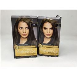 Loreal Paris Superior Preference- Antigua Permanent Hair Dye (2x)