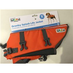 Outward Hound Gransby Splash Life Jacket (15-30lbs Dogs)