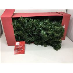 Home Accents Holiday 20ft Pre-Lit Noble Fir Garland