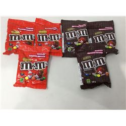 M&M Candy (6 x 120g) Assorted