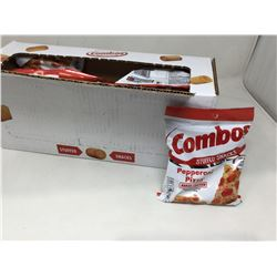 Combos Peperoni Pizza Flavour Stuffed Snacks