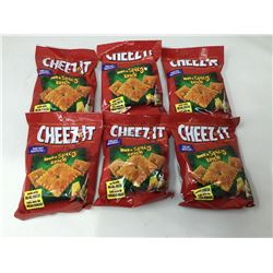 Cheez-It Hot & Spicy Crackers (6 x 85g)