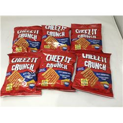 Cheez-It Zesty Cheddar Ranch Crackers (6 x 92g)