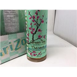Arizona Iced Green Tea with Ginseng and Honey (8 x 591ml)