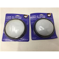 Super Touch Lamps (2x)