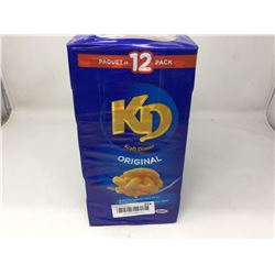 Kraft Dinner Original (12 x 225g)