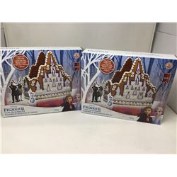 Frozen II Castle Cookie Decorating Kits (2x)