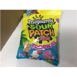 Case of Maynards Sour Patch Kids- Tropical