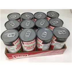 Case of Heinz Tomato Sauce (12 x 284ml)