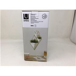 Umbra Wall Vessels (2pk)
