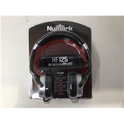 Numark HF125 on-ear Headphones