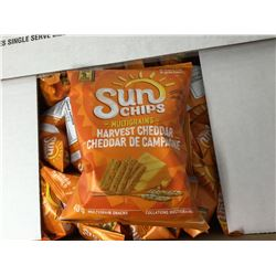 Case of Sun Chips- Harvest Cheddar
