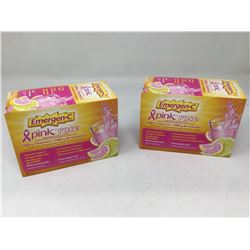 Emergen-C Pink Lemonade (2 x 30pkts)