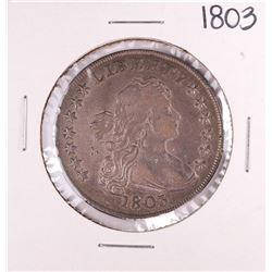 1803 $1 Draped Bust Silver Dollar Coin
