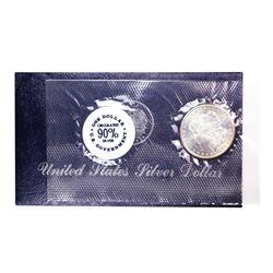 1878-CC $1 Morgan Silver Dollar Coin GSA Soft Pack Nice Toning