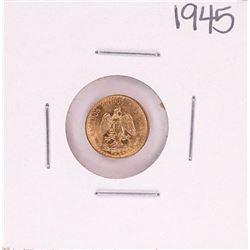1945 Dos Peso Gold Coin