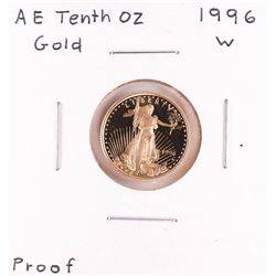 1996-W $5 Proof American Gold Eagle Coin