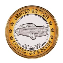 .999 Silver Imperial Palace Hotel & Casino Biloxi, MS $10 Limited Edition Gaming Token