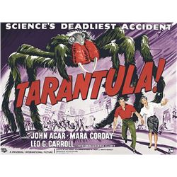 Tarantula Hollywood Poster