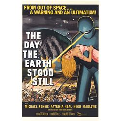 The Day The Earth Stood Still Hollywood Poster