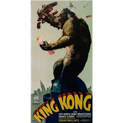 King Kong Hollywood Poster