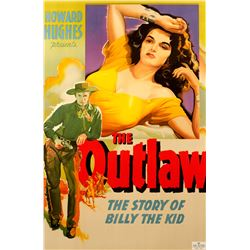 The Outlaw Hollywood Poster