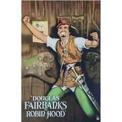Robin Hood Hollywood Poster