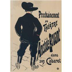 Aristide Bruant Dans Son Cabaret, Henri de