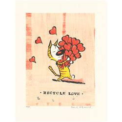 Recycle Love - Artist Proof