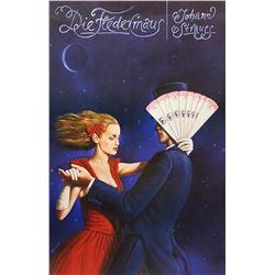 Die Fledermaus (Johann Strauss) Digital Print