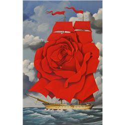 Red Rose Ship