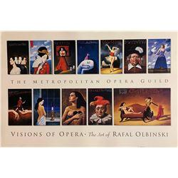 Visions of Opera, The art of Rafal Olbinski (V2)