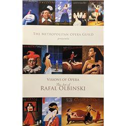 Visions of Opera, The art of Rafal Olbinski Digital