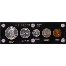1938 (5) Coin Proof Set