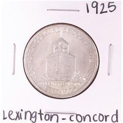 1925 Lexington-Concord Sesquicentennial Commemorative Half Dollar Coin