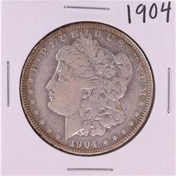 1904 $1 Morgan Silver Dollar Coin