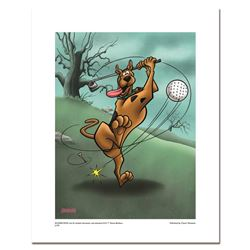 """Hanna-Barbera """"Scooby Golf"""" Limited Edition Giclee"""