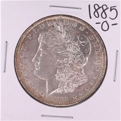 1885-O $1 Morgan Silver Dollar Coin